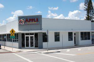 Apple dental building image
