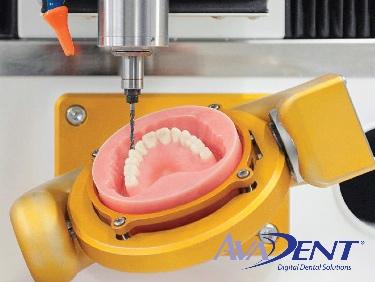 Digitial dentures image