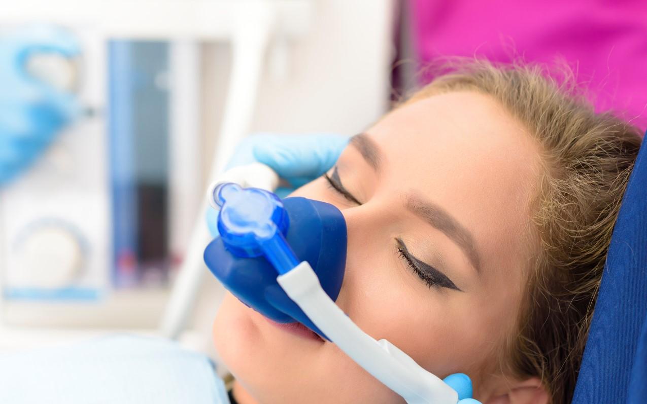 sedation dentistry image